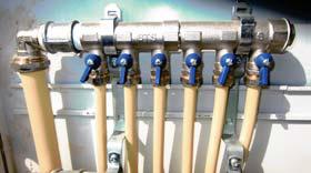 استفاده غلط اتصالات گالوانیزه در کنار اتصالات برنجی